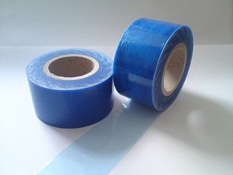 WMH Blue Low Tack Protection Film; 50micron