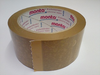 VB283 Vinyl Carton Sealing Tape