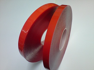 High Bond High Mass Clear Acrylic Tape