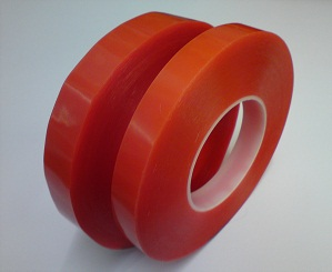 High Shear Double Coated Clear PE Tape