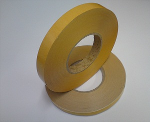 High Shear Double Coated White PVC Tape